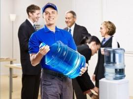 Доставка воды в офис