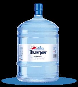 Вода «Пилигрим» питьевая негазированная, 19л
