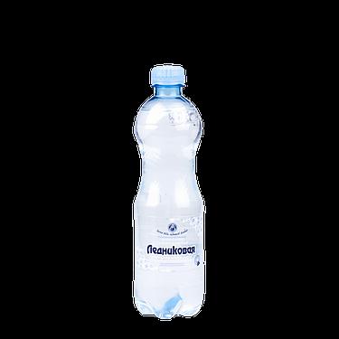 Вода минеральная «Ледниковая» газированная, 12 шт. в уп