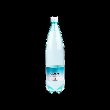 Вода минеральная «Самур», газированная лечебно-столовая, 6 шт. в уп