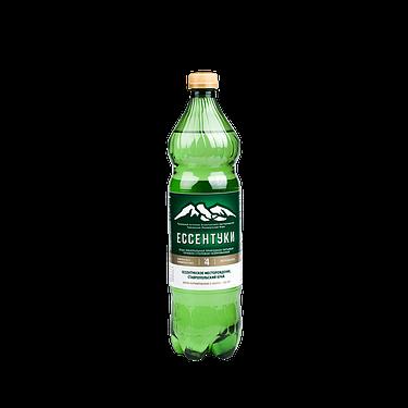 Вода минеральная «Ессентуки-4» газированная лечебно-столовая, 6 шт. в уп