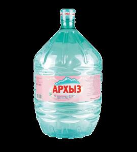Вода ледниковая «Архыз» питьевая негазированная, 19л