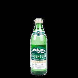 Вода минеральная «Ессентуки-4» газированная лечебно-столовая, 20 шт. в уп