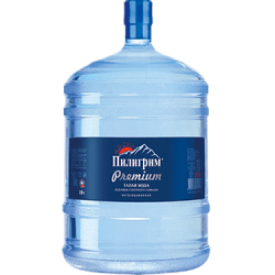 Вода «Пилигрим Premium» питьевая негазированная