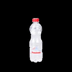 Вода минеральная «Ледниковая» негазированная, 12 шт. в уп, стекло