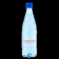 Вода артезианская «SANPRIMA» газированная, 12 шт. в уп