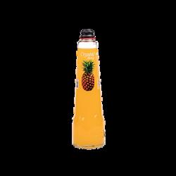 Газированный сокоседержищий напиток «Crystal Berry» Ананас, 12 шт. в уп