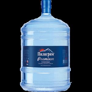 Вода «Пилигрим Premium» питьевая негазированная, 19л